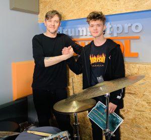 Mistrzowie Perkusji Drumsetpro