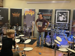 Derek Roddy Drum Camp